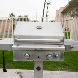 Indian Palms Vacation Club Barbecue Grill