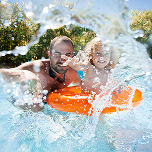 Cool Off at These Water Parks